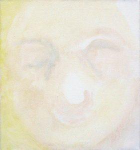 Dream (Lorna), Öl auf Leinwand, 63 x 59 cm (2017)