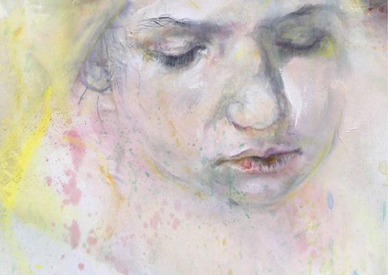 Ausstellung Hauch deiner Gegenwart, Caroline Scheel